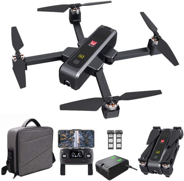 کوادکوپتر Bugs 4W MJX | کوادکوپتر دوربین دار با کیفیت ۴K