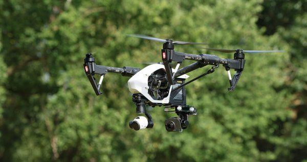 کوادکوپتر Inspire 1 | کوادکوپتر دوربین دار