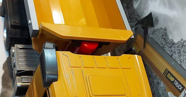کامیون راه سازی کنترلی حرفه ای wltoys dump truck